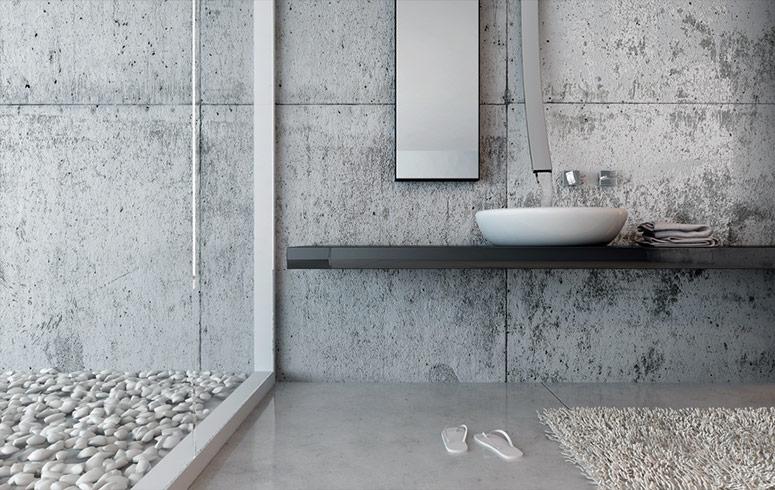 Designer d'intérieur rénovation salle de bain à Cannes